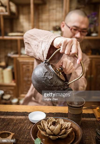 Classical Chinese tea