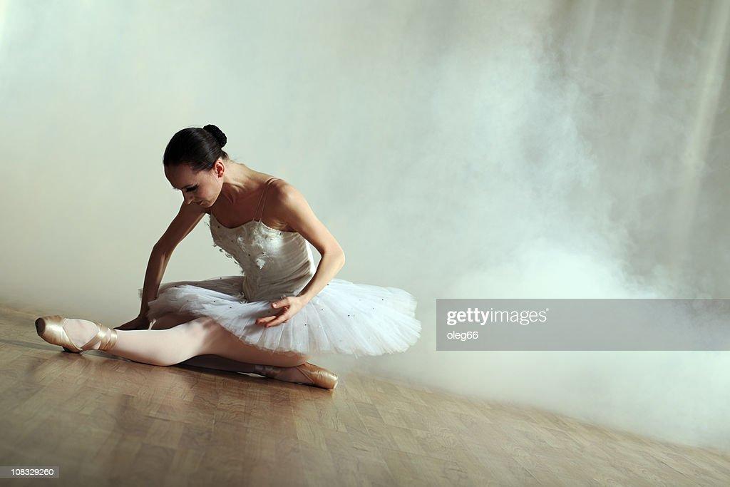 Klassische-Tänzer : Stock-Foto
