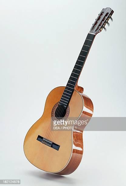 Classical Guitar Esmeralda model string instrument