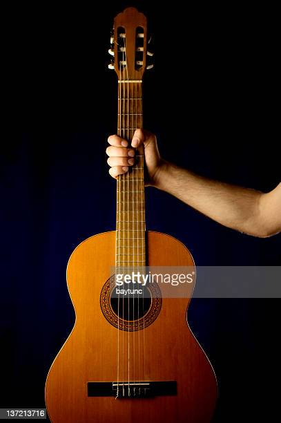 classical guitar - classical guitar stock photos and pictures