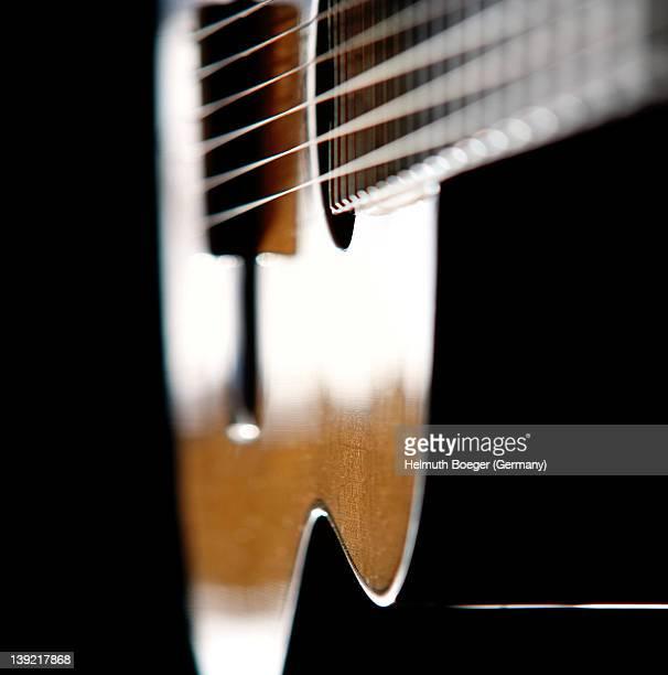 classical guitar - chitarra classica foto e immagini stock