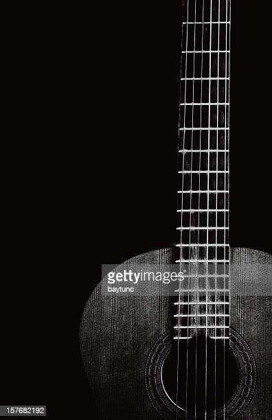 classical guitar - acoustic guitar stock pictures, royalty-free photos & images