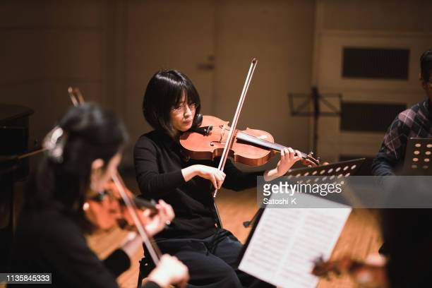 classical music concert - classical concert stock pictures, royalty-free photos & images