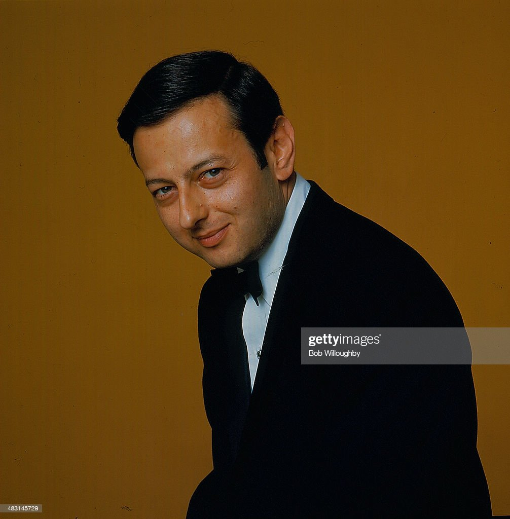 Andre Previn : News Photo