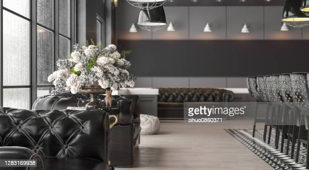 classical style board room - film and television screening stock pictures, royalty-free photos & images