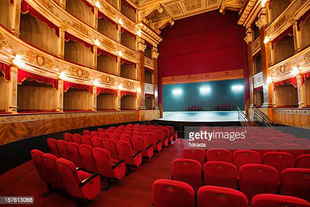 Klassisches Theater in Europa