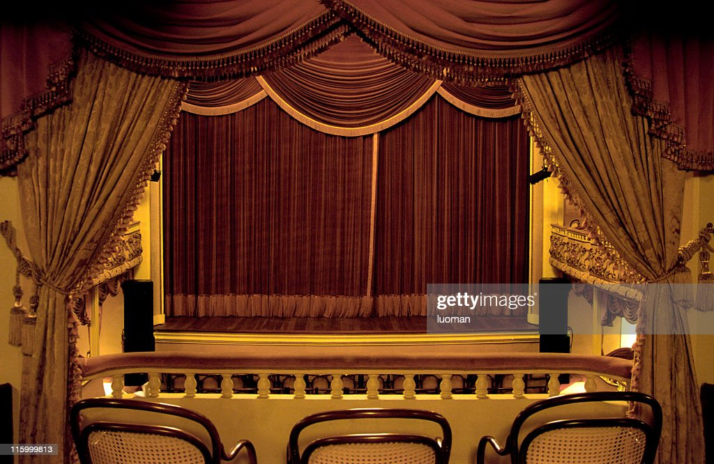 Classical Theatre : Stock Photo