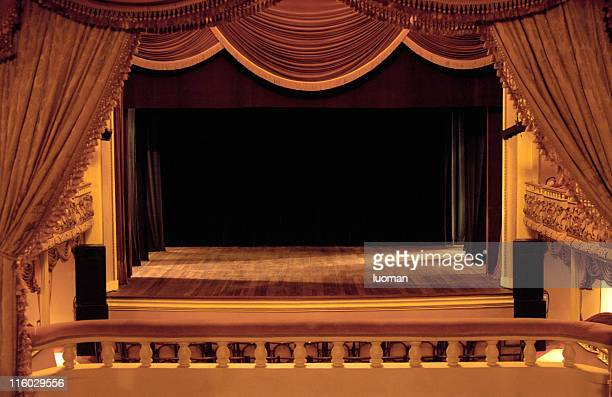 classical theatre - stage set stock pictures, royalty-free photos & images