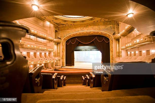 classical theatre - opera stage stock pictures, royalty-free photos & images
