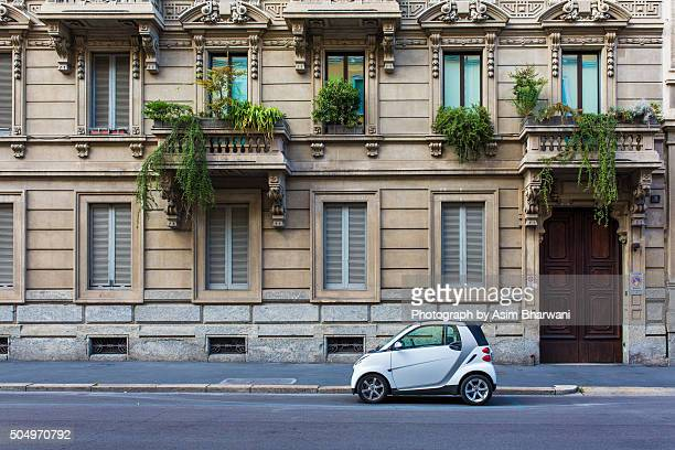 A Classically Italian Street
