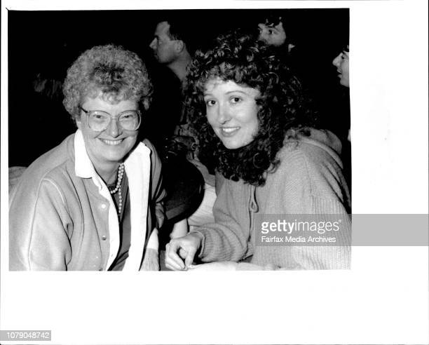 Classics in the park at Harold Park HotelMarjorie Biggins of ABC Radio and Angela Pierman of Carlton Walsh report August 09 1987