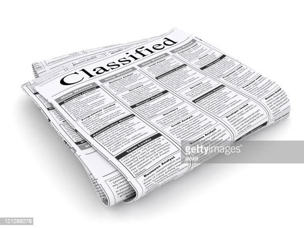 Classified Advertisements