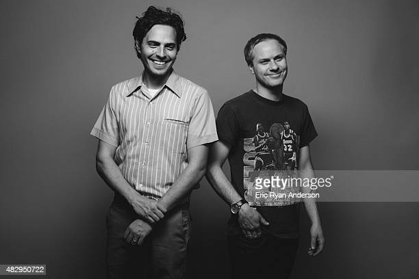Classixx poses for a portrait for Billboard Magazine on June 6 2014 in New York City