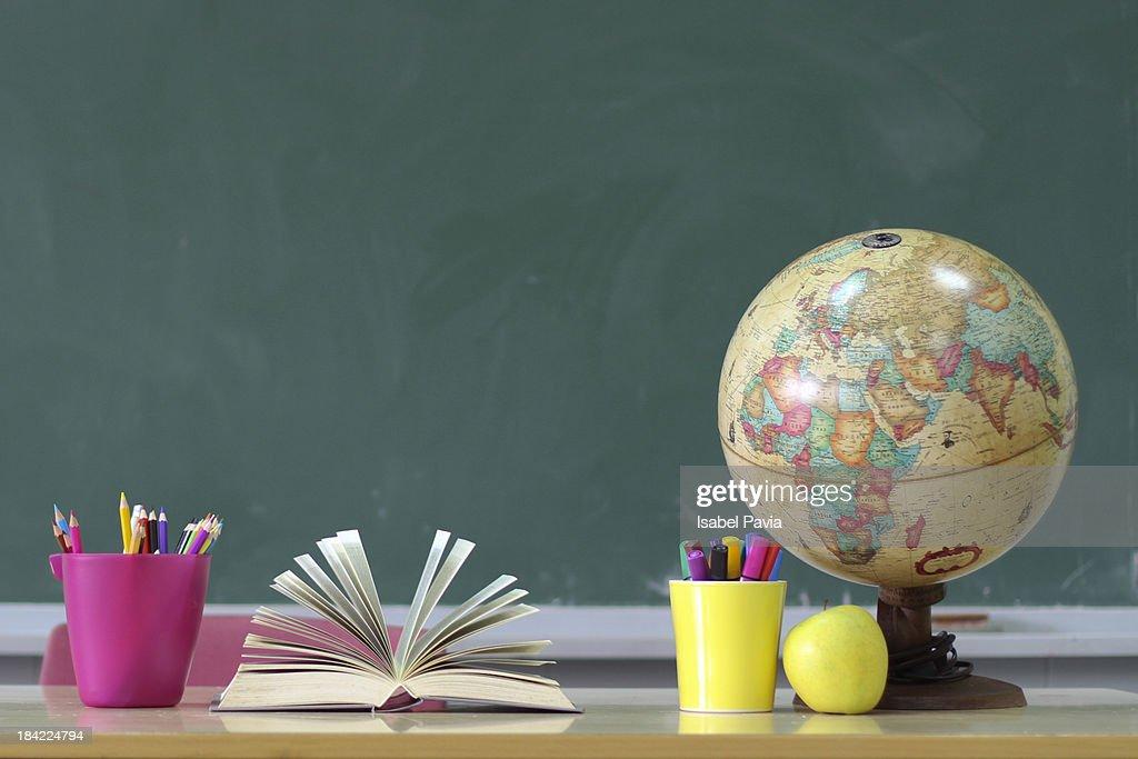 Classroom at school : Stock Photo