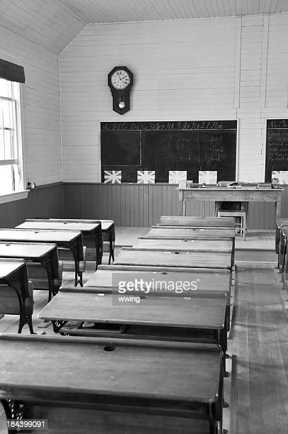 Classroom of the Early 1900's