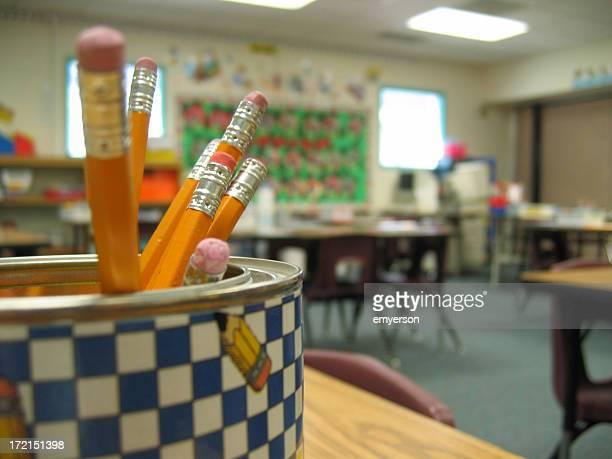 Classroom Pencils