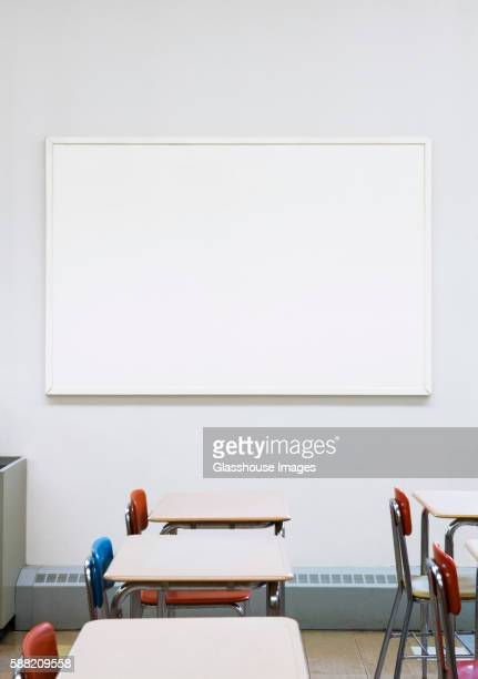 classroom whiteboard blank ストックフォトと画像 getty images