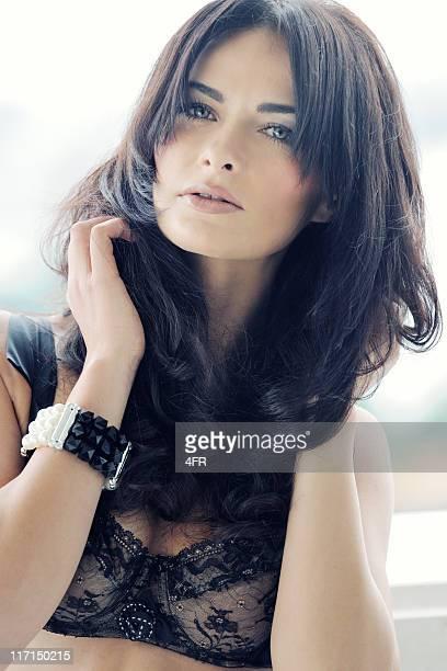 Élégante beauté Portrait (XXXL