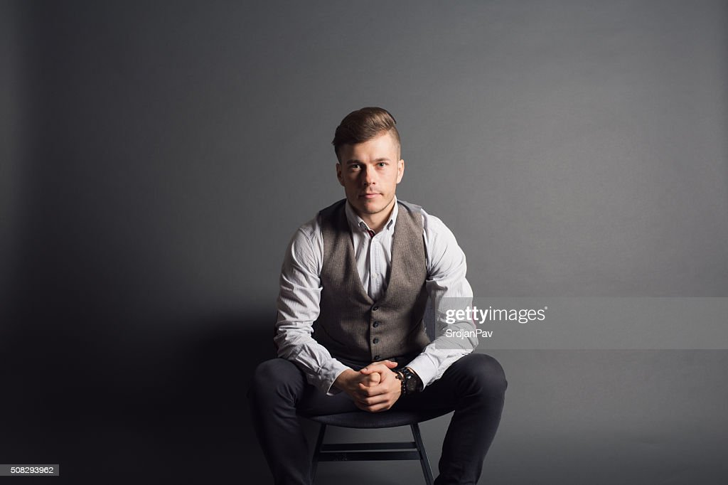 Classy Guy : Stock Photo