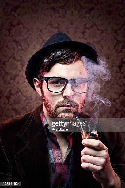Classy Hipster Portrait
