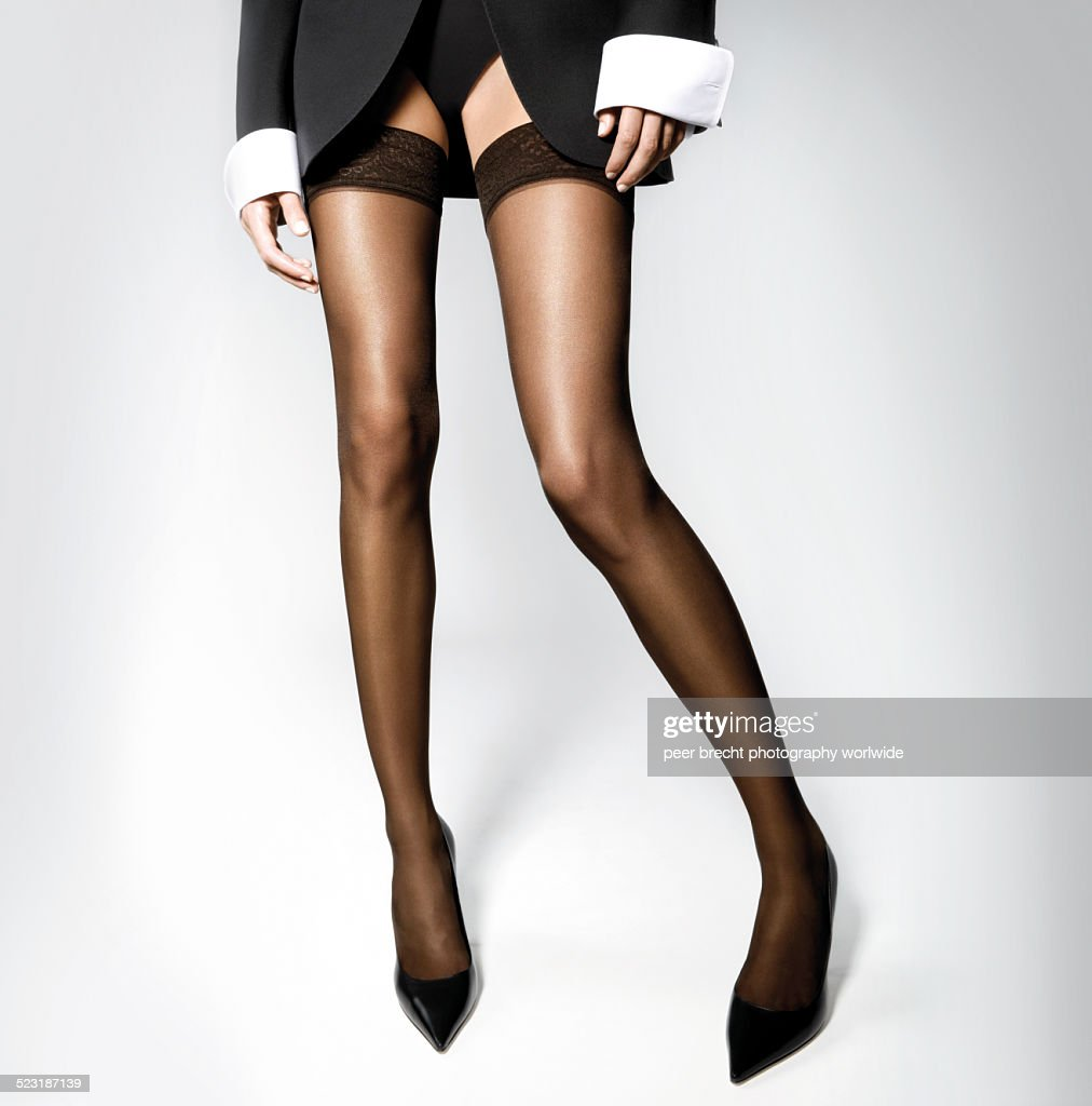 classy pantyhose stock photo | getty images