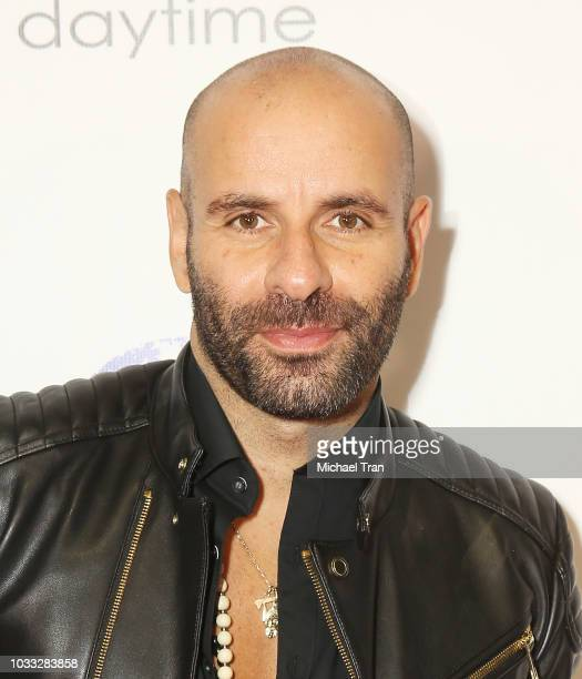 Claude Baruk attends the 2018 Daytime Hollywood Beauty Awards held on September 14 2018 in Hollywood California