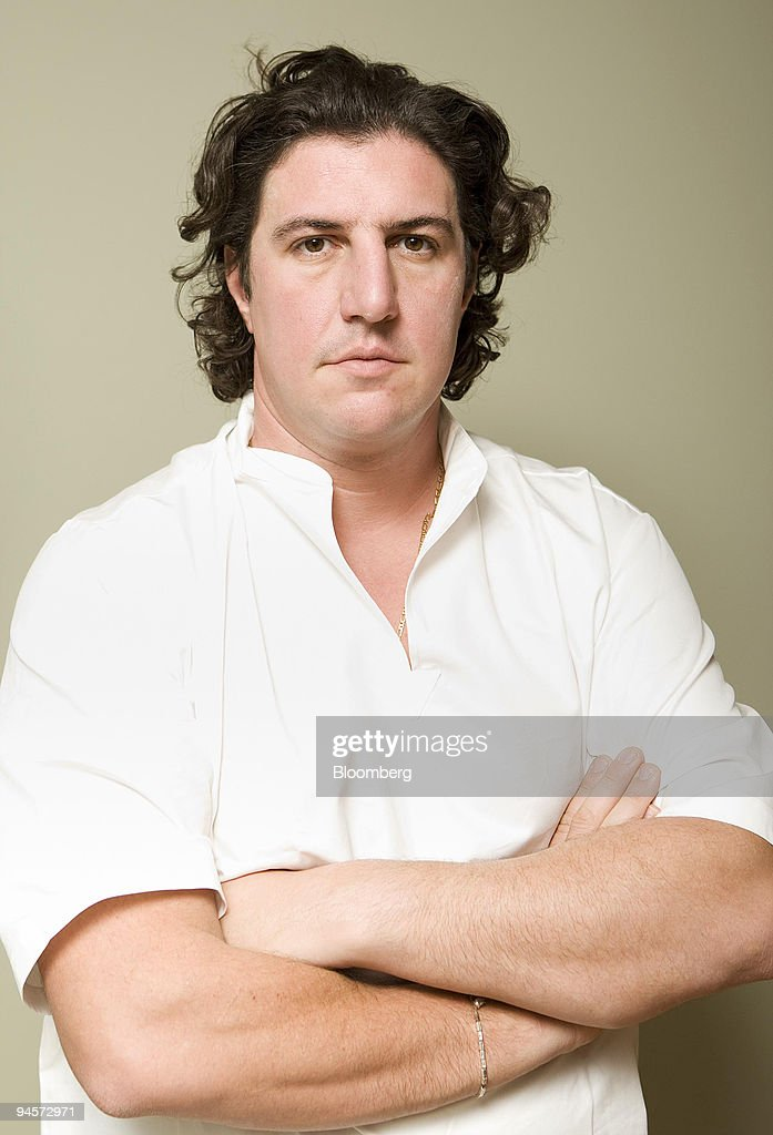 Claude Bosi, head chef and co-owner of Hibiscus restaurant, : News Photo