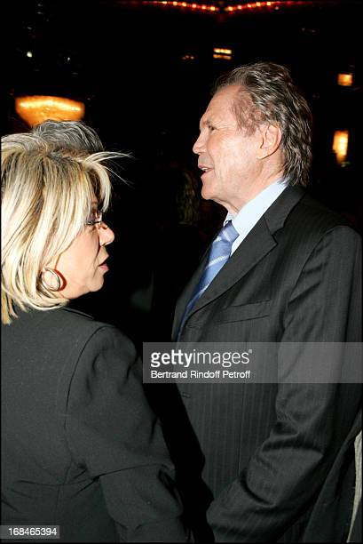 Claude Carrere at Dalida TV Film Tribute To The Singer