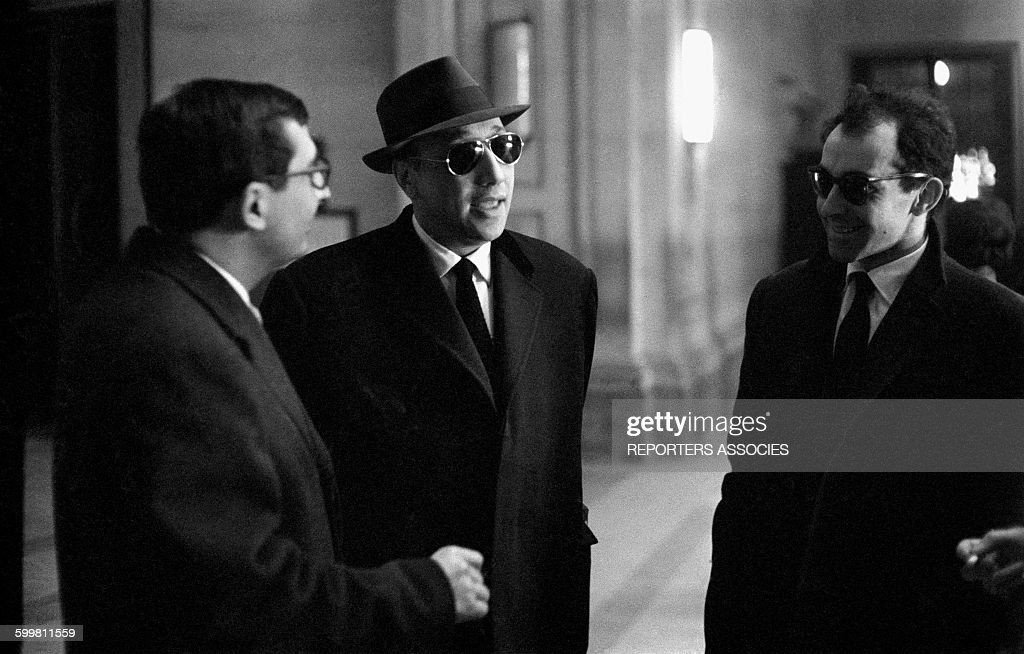 Nouvelle Vague's Trial Between Roger Vadim And François Truffaut  : ニュース写真
