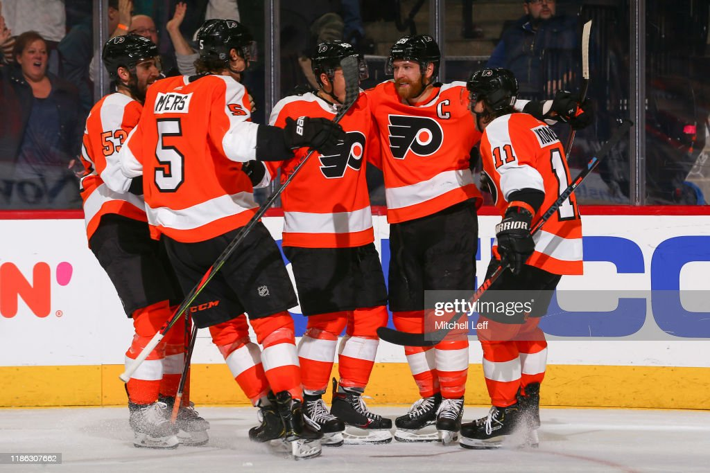 Toronto Maple Leafs v Philadelphia Flyers : News Photo