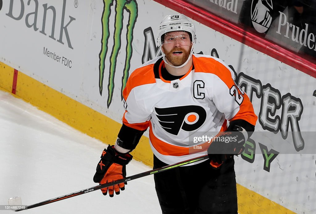 Philadelphia Flyers v New Jersey Devils : Nyhetsfoto