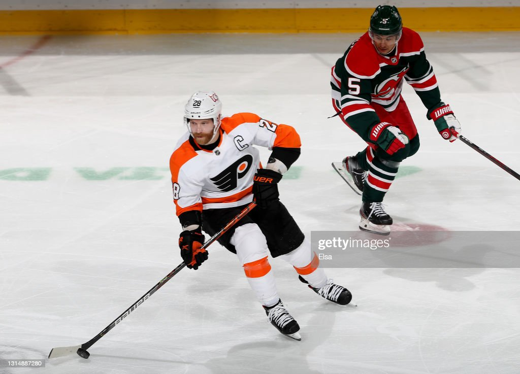 Philadelphia Flyers v New Jersey Devils : News Photo