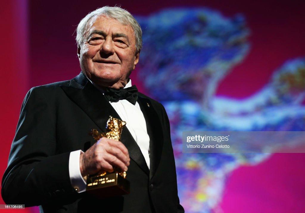 Claude Lanzmann Awarded Golden Honorary Bear - 63rd Berlinale International Film Festival
