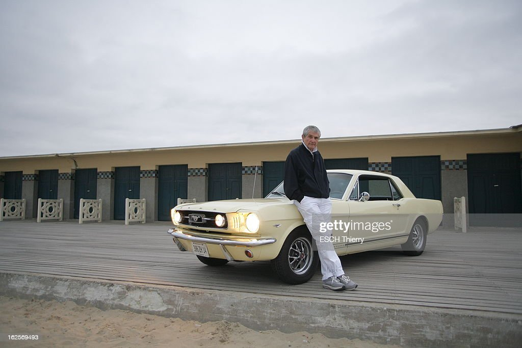 Claude Lelouch In Deauville : News Photo