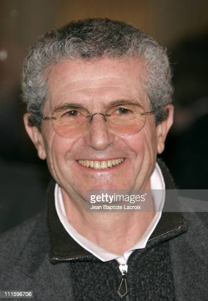 Claude Lelouch writer/director during French Minister of Culture Honors the 'A Movie Theatre for Kaboul' Association at Ministry of Culture in Paris...