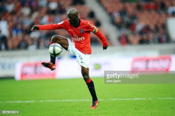 Claude MAKELELE Paris Saint Germain / Nice 8e journee Ligue 1