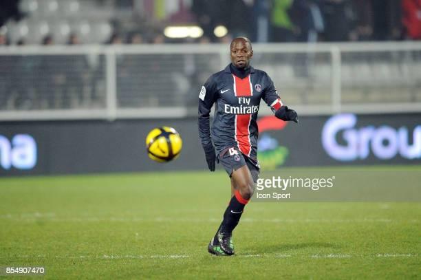 Claude MAKELELE Auxerre / PSG 26eme journee de Ligue 1 Auxerre