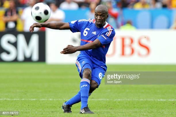 Claude MAKELELE Roumanie / France EURO 2008 Suisse