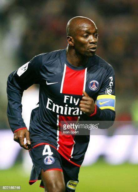 Claude MAKELELE PSG / Lille 13 eme journee de Ligue 1