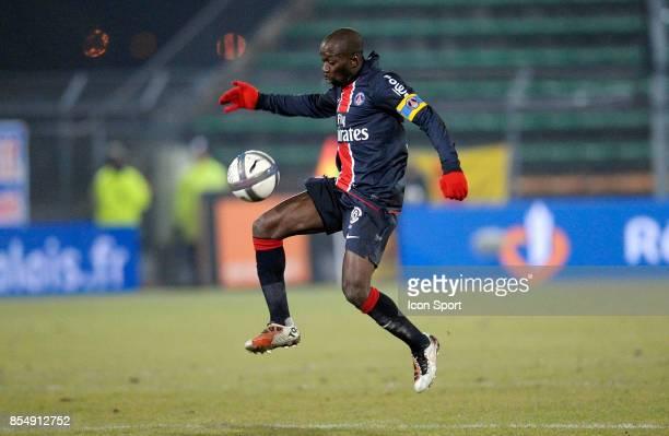 Claude MAKELELE Valenciennes / PSG 17eme journee de Ligue1
