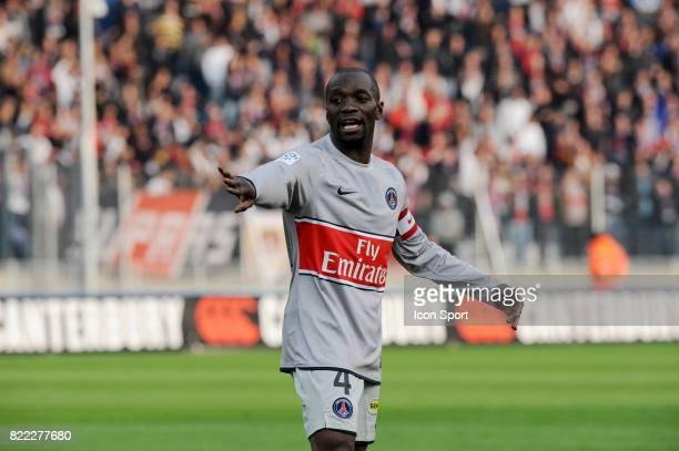 Claude MAKELELE Lille / PSG 31 eme journee de Ligue 1 Stadium Nord Lille Villeneuve d'Ascq
