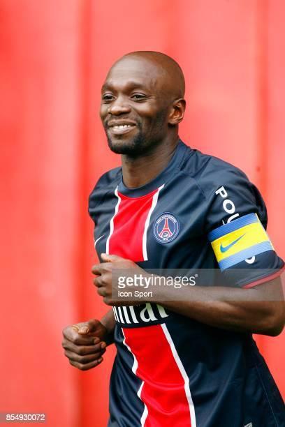 Claude MAKELELE PSG / La Gantoise Match Amical