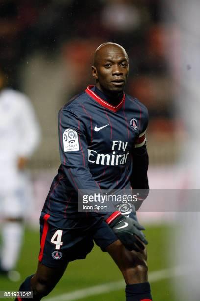 Claude MAKELELE PSG / Auxerre 15eme journee de Ligue 1 Parc des Princes Paris