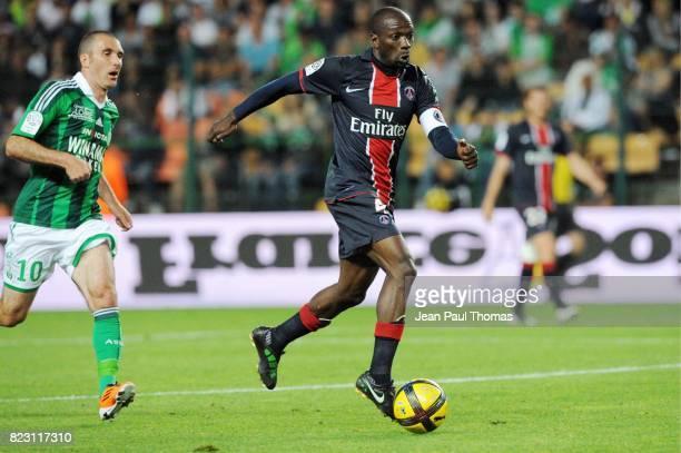 Claude MAKELELE Saint Etienne / PSG 38eme journee de Ligue 1