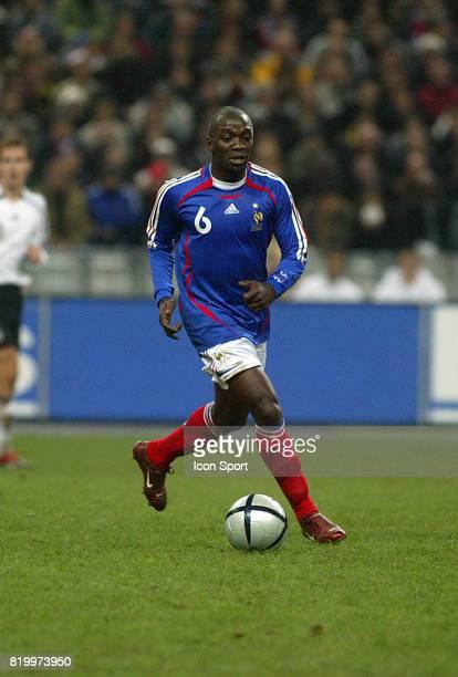 Claude MAKELELE France / Allemagne Amical Stade de France