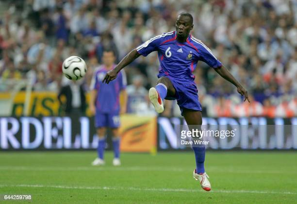 Claude MAKELELE France / Italie Eliminatoires Euro 2008 Photo David Winter / Icon Sport
