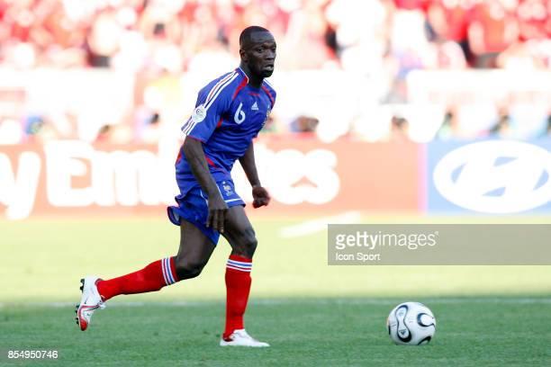 Claude MAKELELE France / Suisse Coupe du Monde 2006