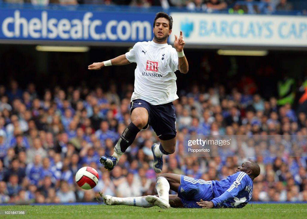 Chelsea v Tottenham Hotspur : News Photo