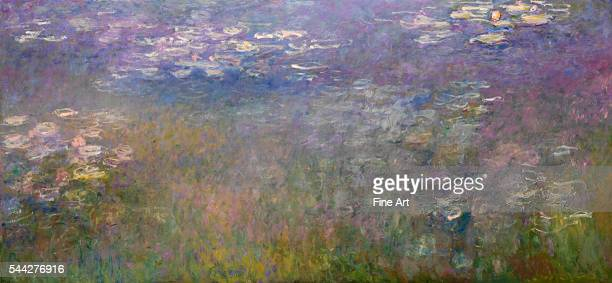 Claude Monet Water Lilies 191526 oil on canvas 1999 x 4255 cm NelsonAtkins Museum of Art Kansas City