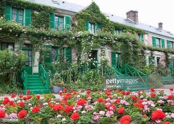 Claude Monet's home and garden in Vernon, France